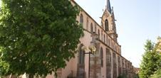 Dom des Rieds - Neugotische Kirche Saint-Etienne