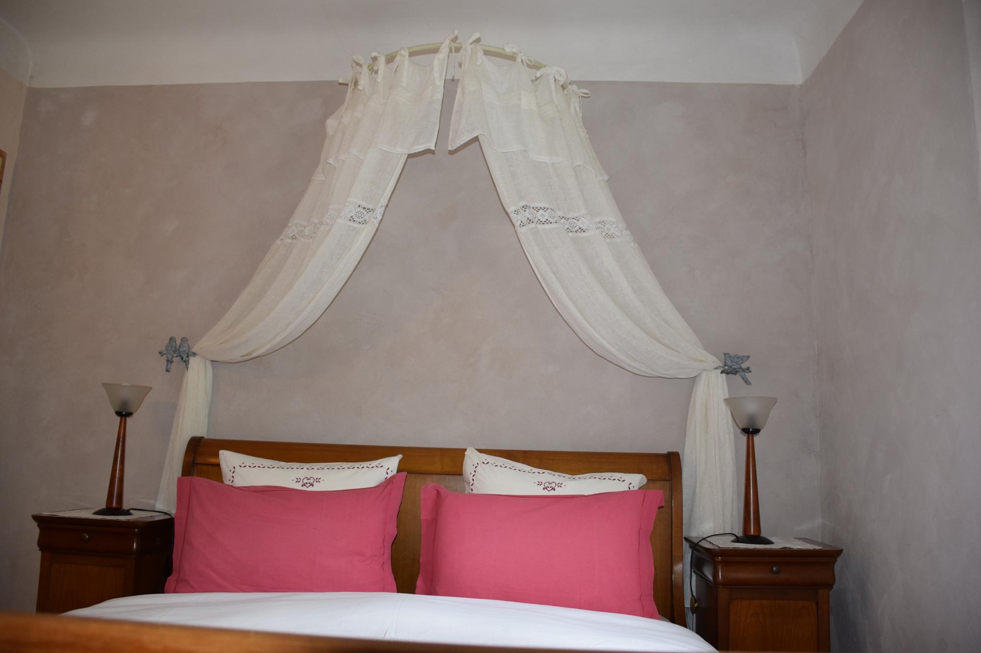 Chambres d 39 h tes la villa du lac chambre roseli re for Recherche chambre d hote