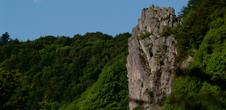 Climbing Rocher des Corbeaux
