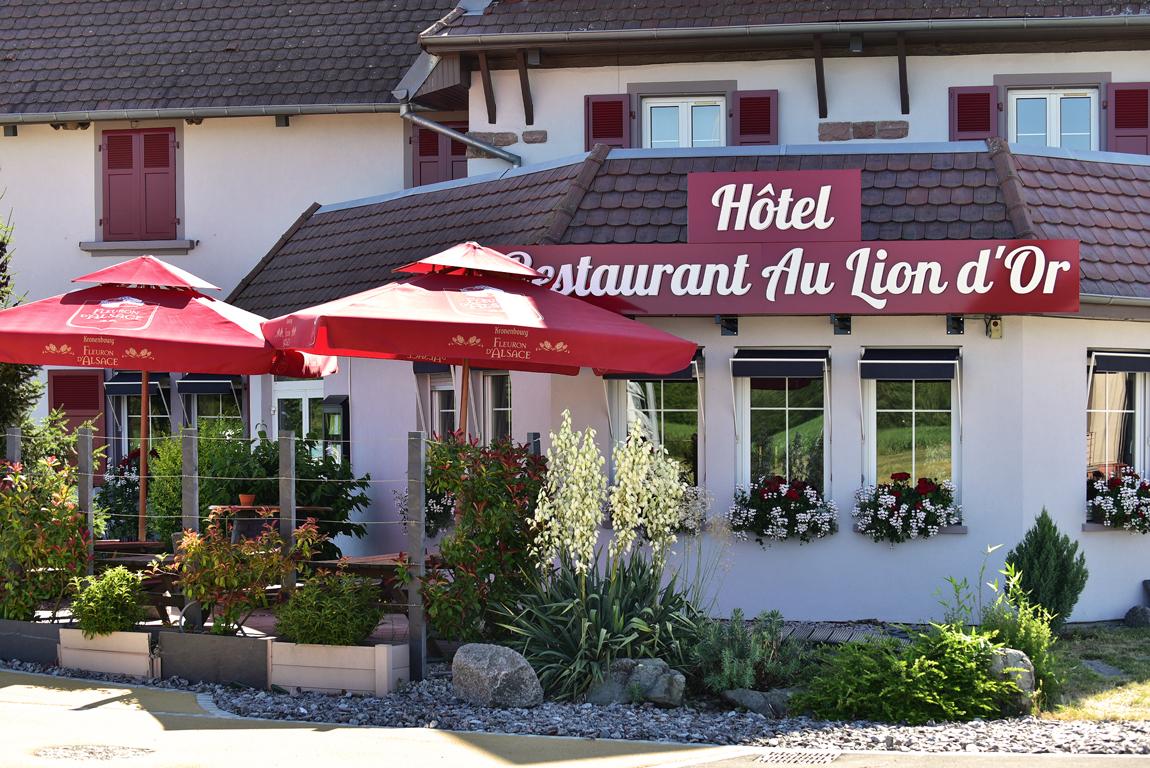 © Hotel / Restaurant Lion d'Or