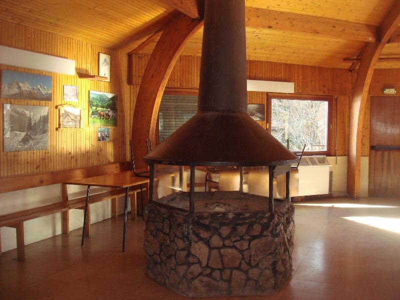 Mountain shelter Foyer Communautaire