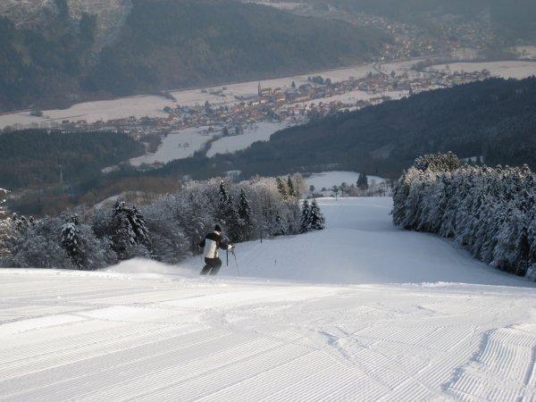 Ski alpin au Schlumpf