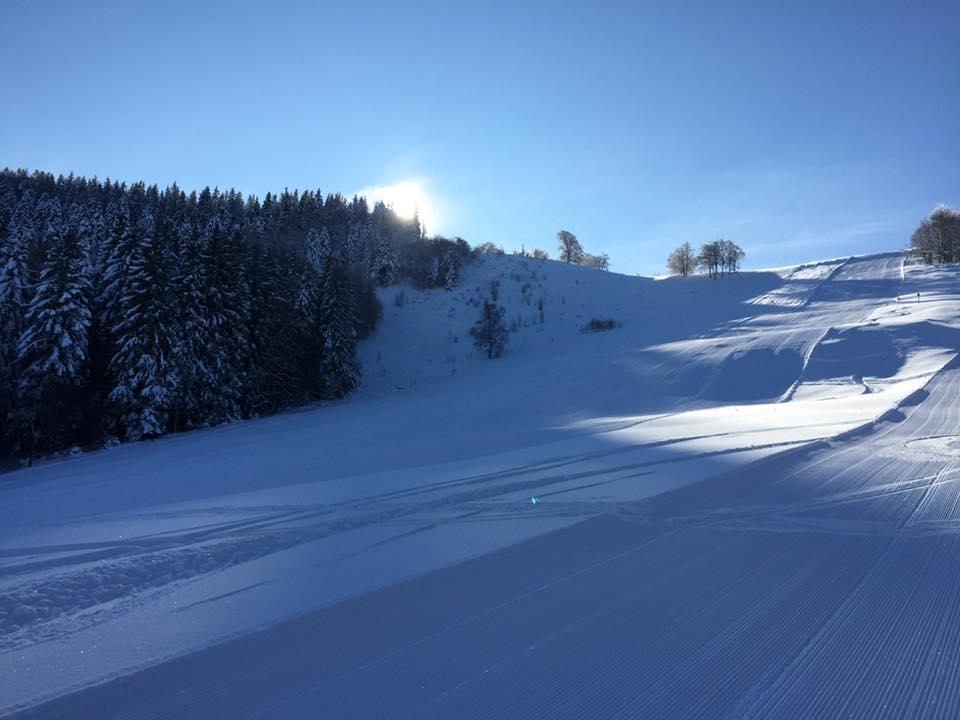 Alpine skiing at Schlumpf