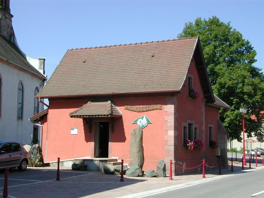 Maison de la Géologie