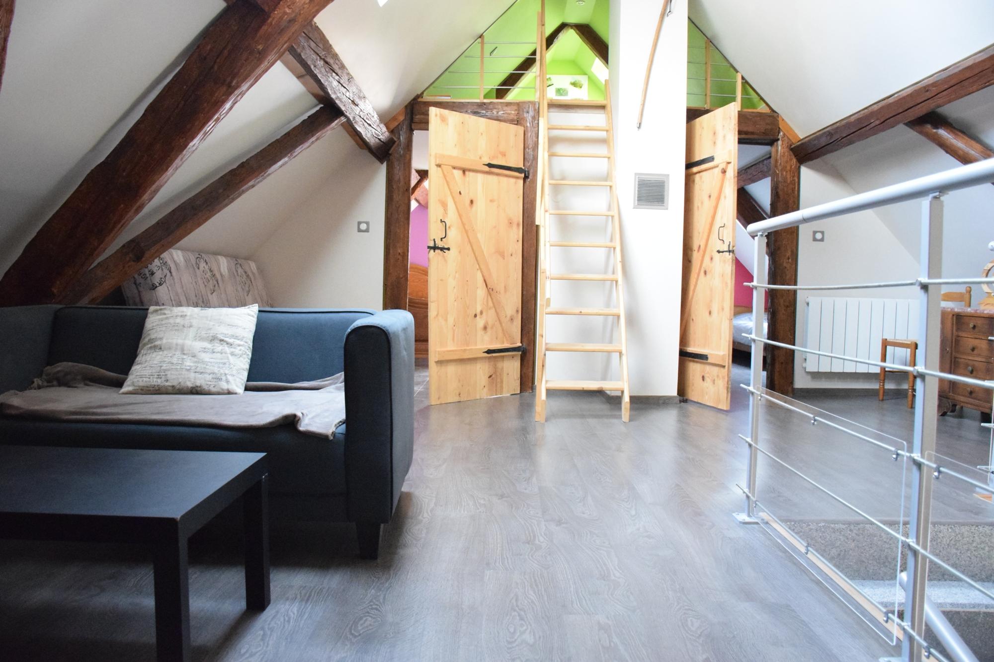 Gesthouse : Gîte du Hirtenberg