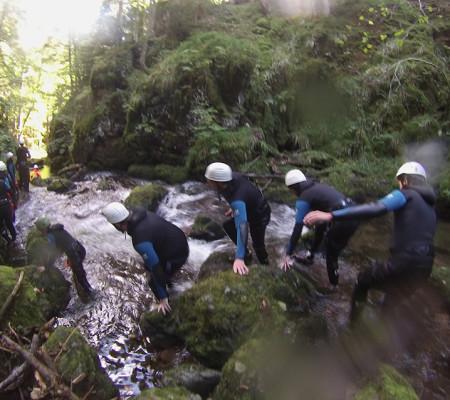 Canyoning Escalade