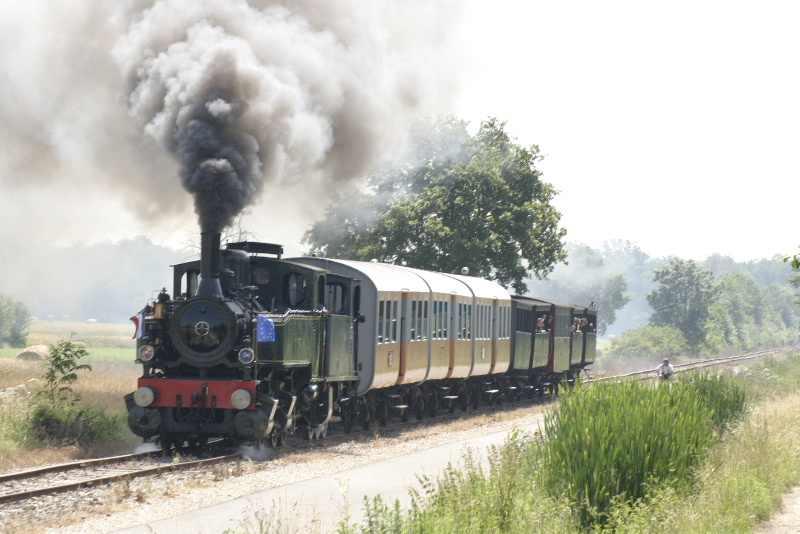 Train Thur Doller Alsace - départs réguliers