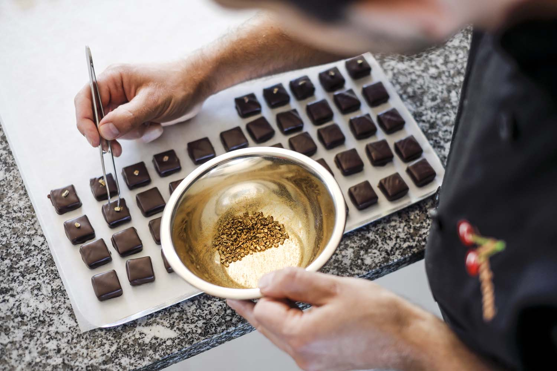 Chocolate maker Antoni