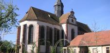 Visite commentée de l'abbatiale St-Cyriaque et ses jardins