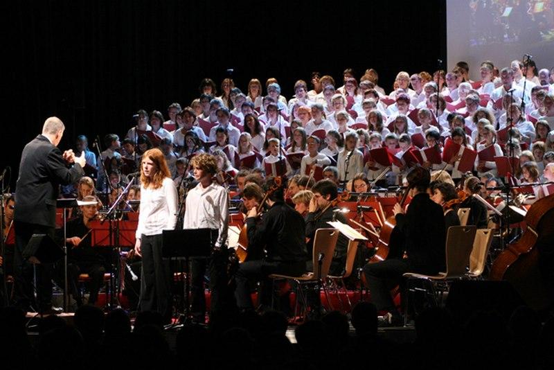 Les Musiciens du Choeur chantent Noël