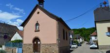 Kapelle der Jungfrau