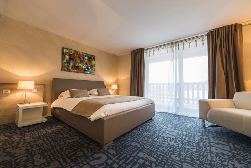 Hotel Le Dormeur - Le Schloffer