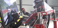SimCars GP, simulateur de pilotage