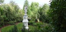 Hirsute Garten