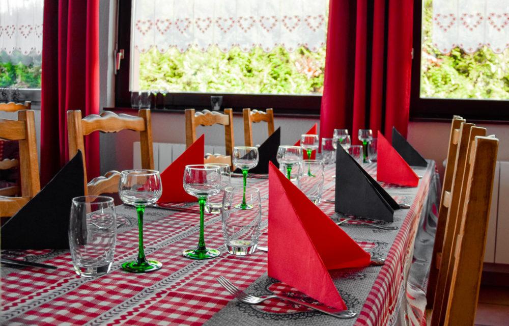 Restaurant L Ecu D Alsace Gresswiller En Alsace Dans Le Bas