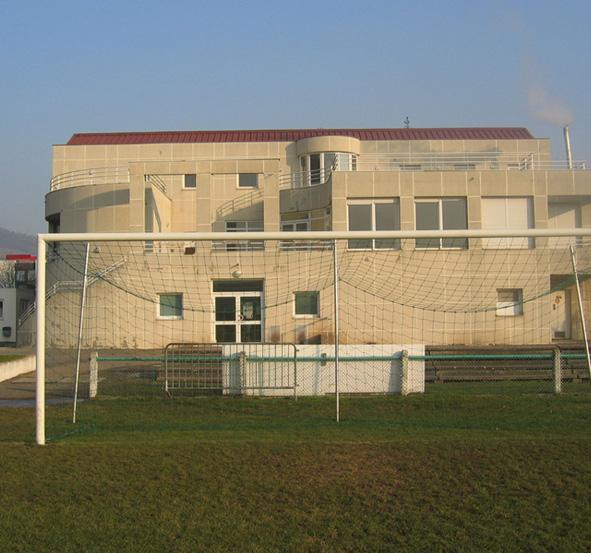 Accommodation centre Maison d'accueil des Sportifs