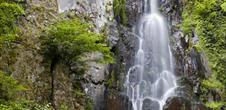 Randonnée Au fil des cascades - circuit rouge