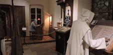 La Chartreuse et son musée en hiver