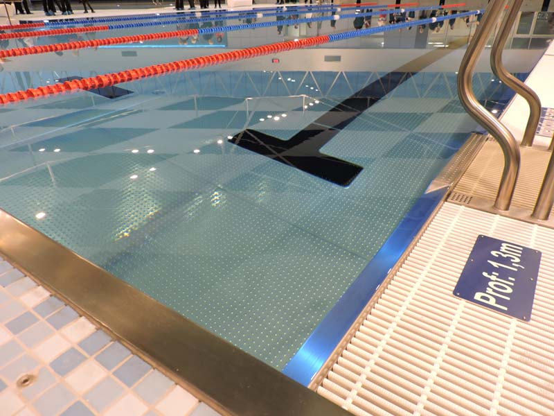 Piscine intercommunale Le Triangle