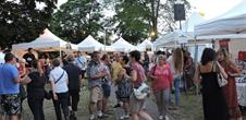 Night market  wines and regional produces