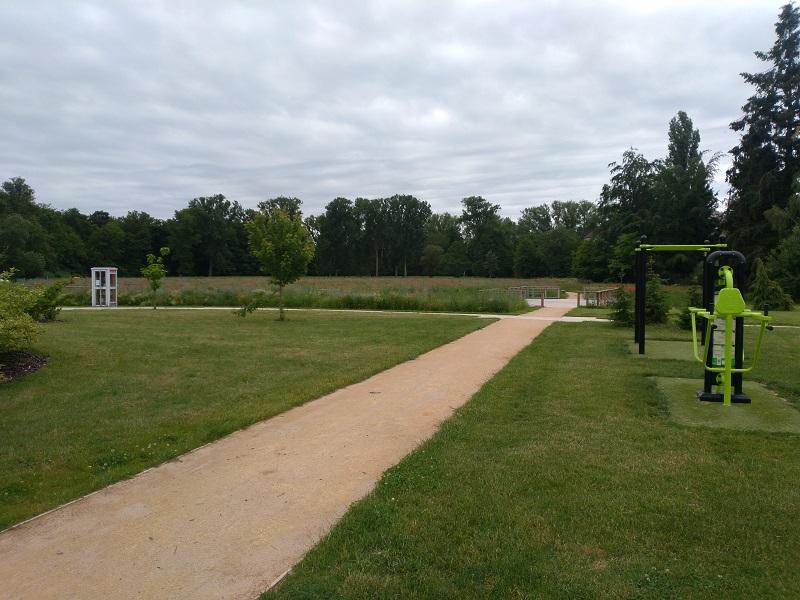 Parc la plaine verte