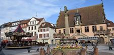 Visite commentée de la vieille ville de Molsheim pour groupe