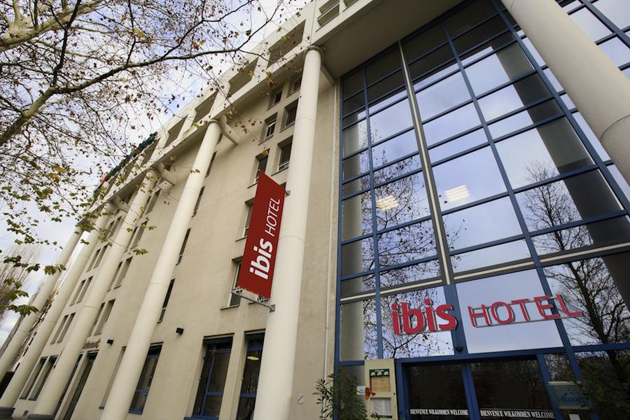 Hôtel Ibis MULHOUSE Centre Filature