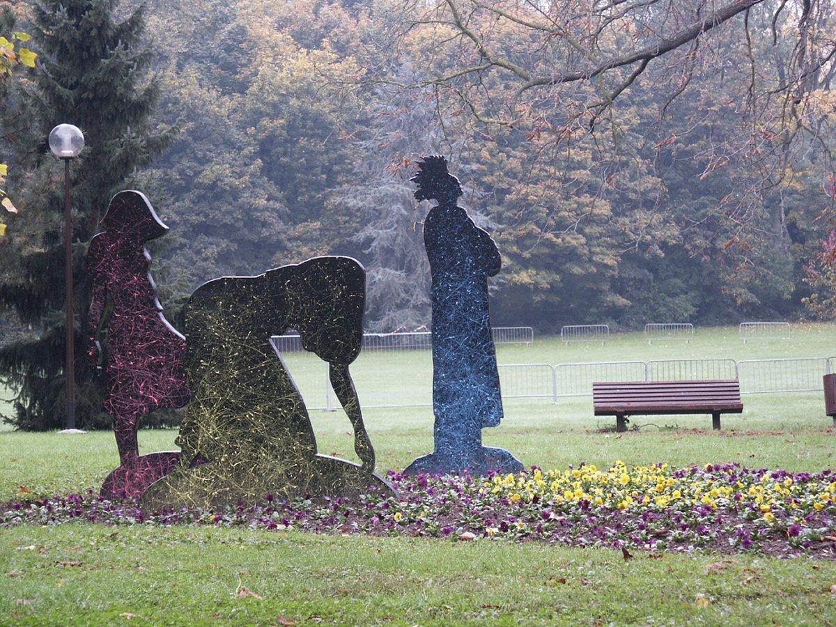 Le parc de Modenheim