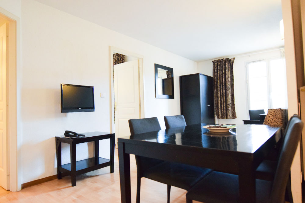 Residhotel mulhouse centre mulhouse for Resid hotel