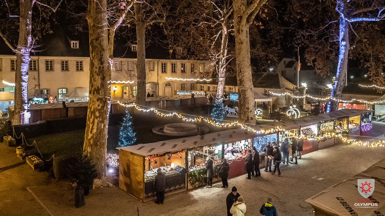 Marché de Noël de Rixheim