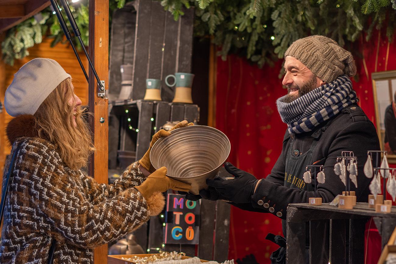 Marché de Noël de Mulhouse | Activités, événements et