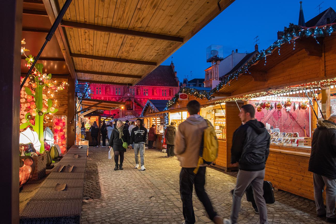 Marché de Noël de Mulhouse