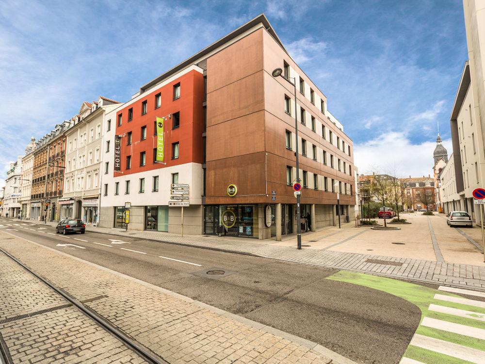 B&B Hôtel Mulhouse centre