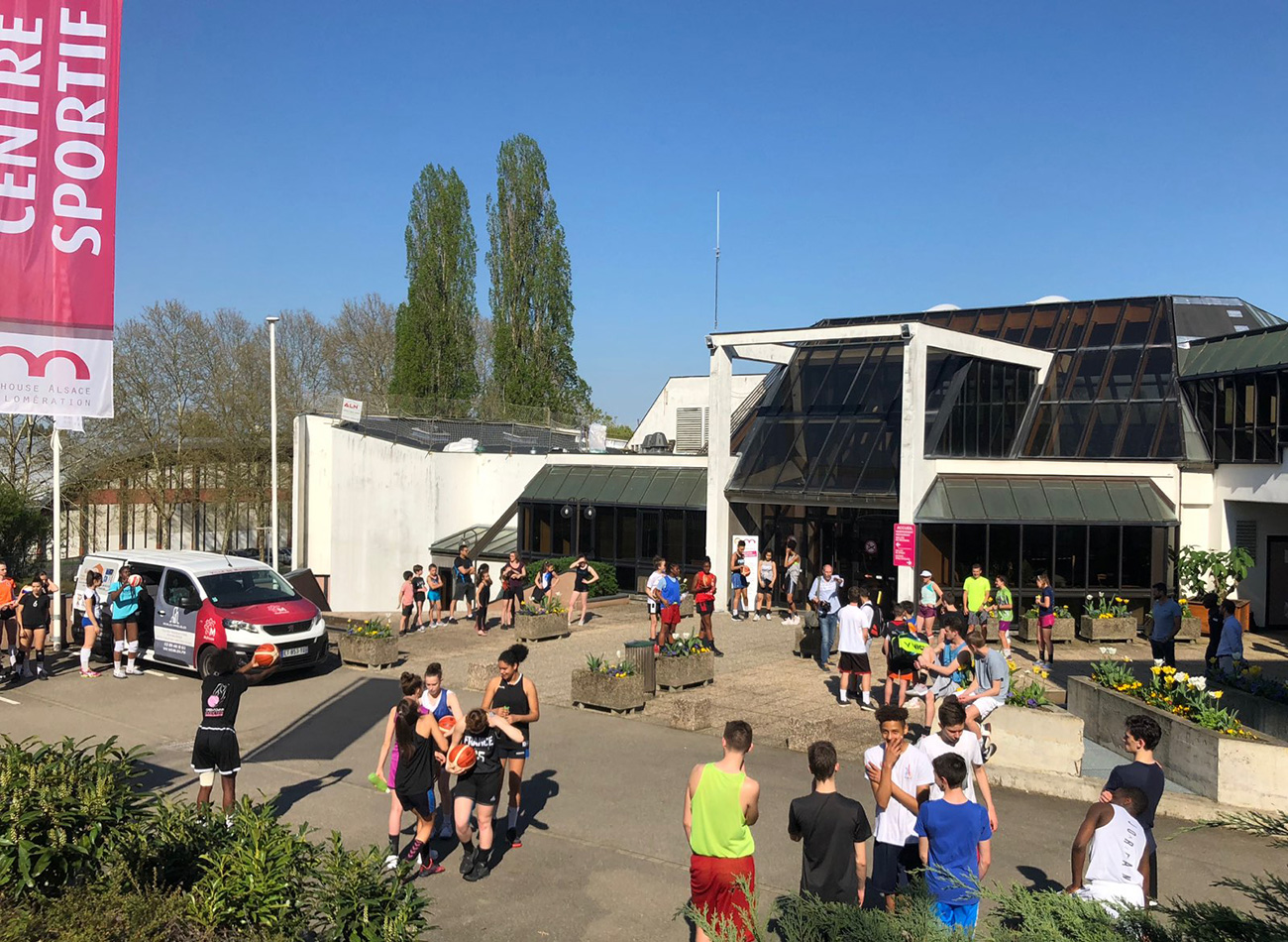 Centre sportif régional d'Alsace