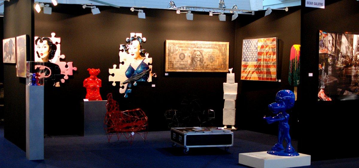 Art3f salon de l 39 art contemporain activit s v nements et manifestations mulhouse office - Mulhouse office du tourisme ...