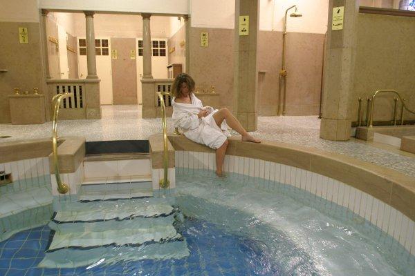 Roman baths - Mulhouse