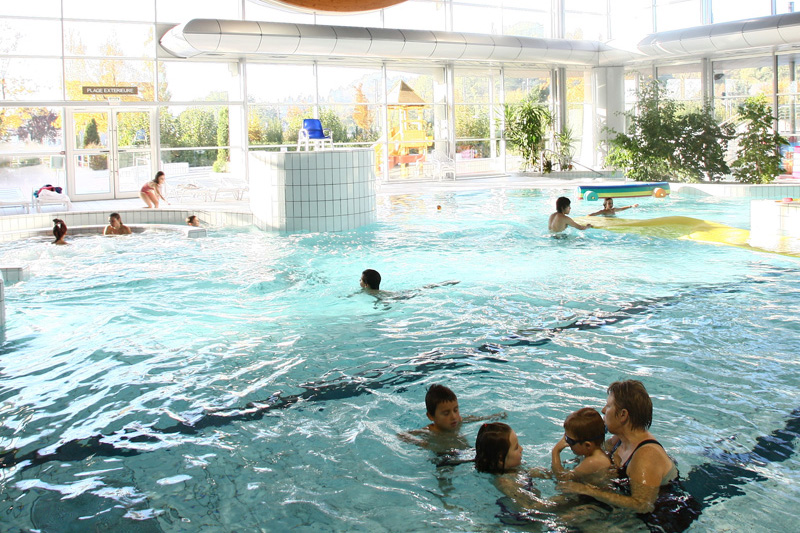 Centre nautique ile napol on habsheim for Horaire piscine mulhouse