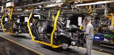 Guided tour of the PSA Peugeot Citroën factory
