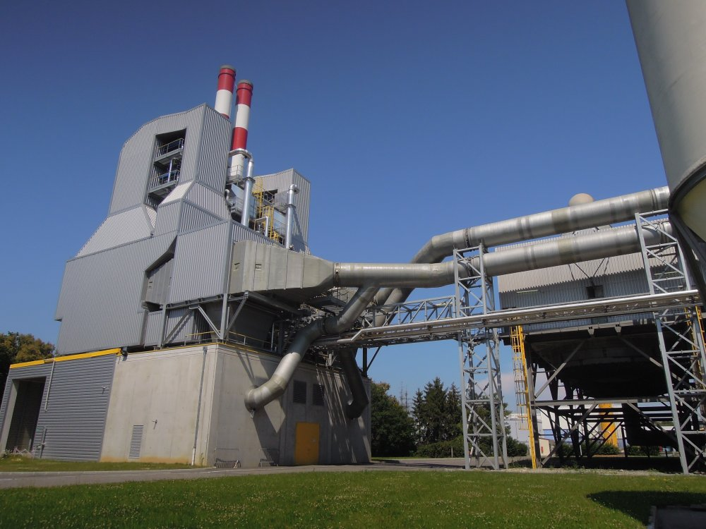 Guided tour of the water treatment plant and the incineration, plant of Sausheim