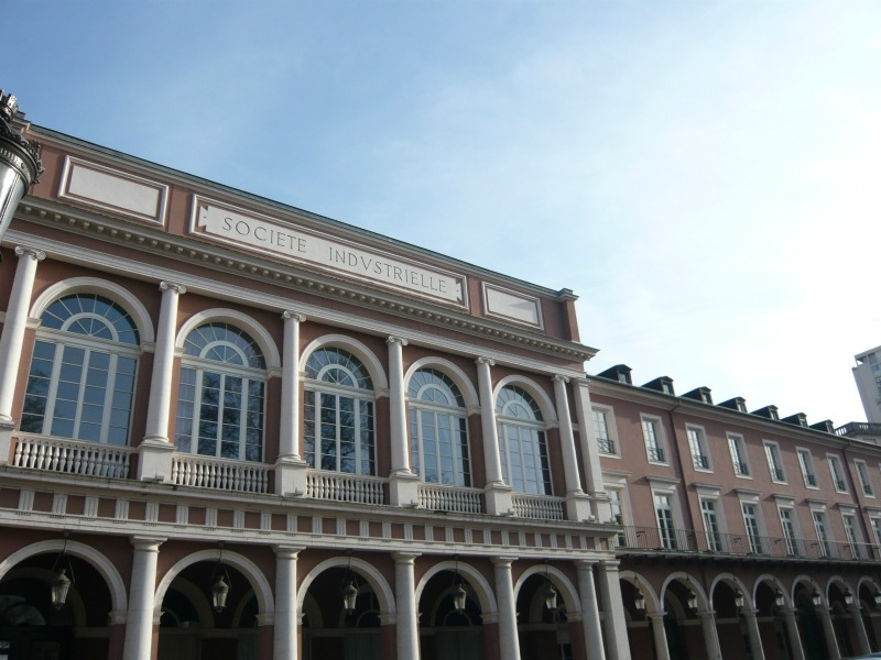 H tel de la soci t industrielle mulhouse - Mulhouse office du tourisme ...