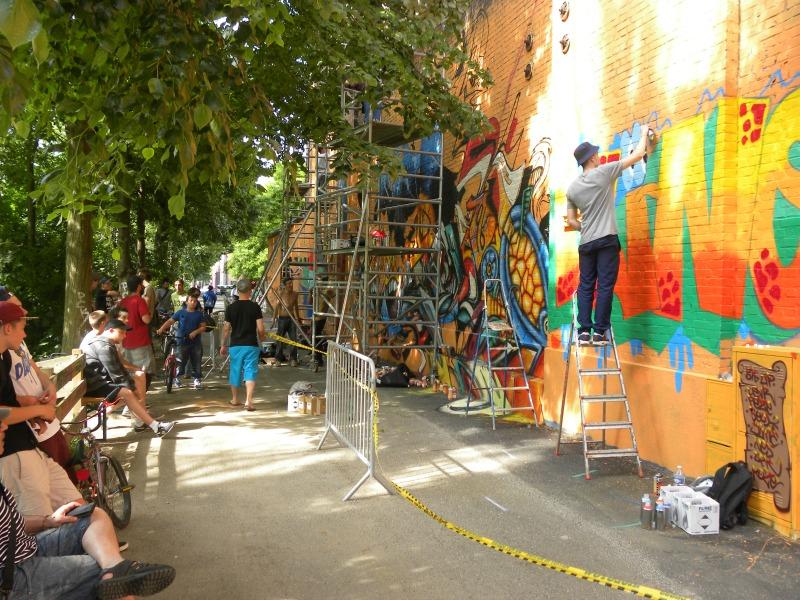 Festival m caniques urbaines graffiti jam activit s v nements et manifestations mulhouse - Mulhouse office du tourisme ...
