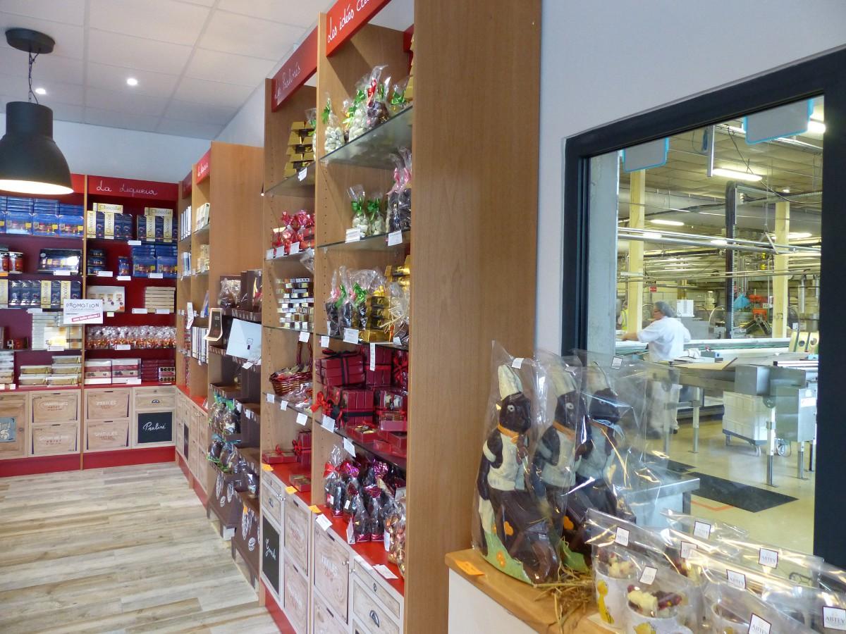 Visite de la chocolaterie abtey activit s v nements et manifestations mulhouse office de - Mulhouse office du tourisme ...