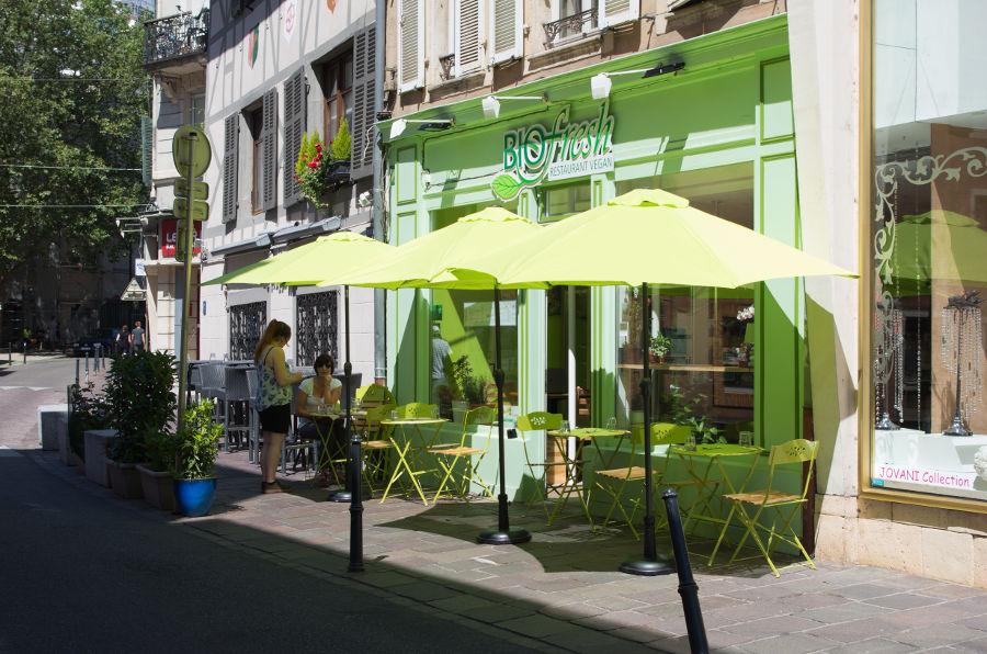 restaurant biofresh mulhouse. Black Bedroom Furniture Sets. Home Design Ideas