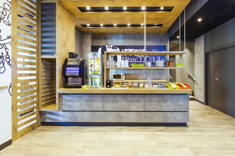 Hotel Ibis Mulhouse Gare