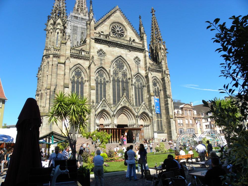 Visite guid e du temple saint etienne activit s v nements et manifestations mulhouse - Office du tourisme de mulhouse ...