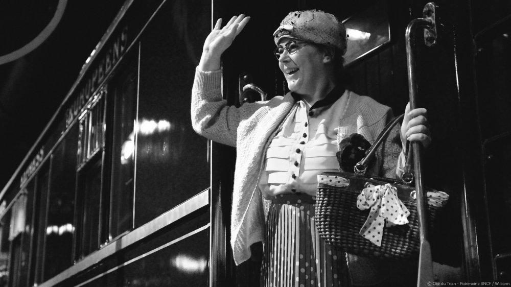 Visites théâtralisées à la Cité du Train