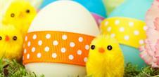 Marché de Pâques à Sausheim