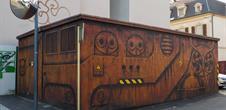 Les murs peints et le street art à Mulhouse - Circuit