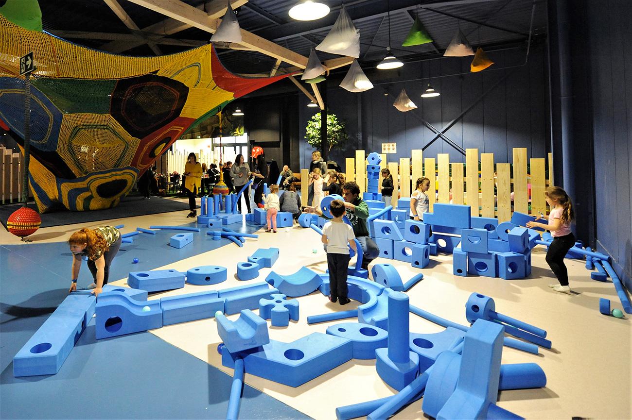 Big Little, parc de loisirs indoor multi-activités