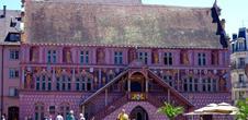 Je visite le centre historique de Mulhouse